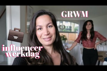 GET READY WITH ME | CONTENT SHOOTEN