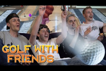 GOLF WITH FRIENDS!